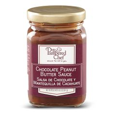 Chocolate Peanut Butter Sauce - The Pampered Chef®