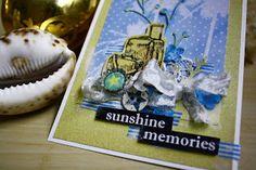 Творческая мансарда Элен: Солнечный параздиз Coasters, Sunshine, Memories, Blog, Crafts, Memoirs, Souvenirs, Manualidades, Coaster