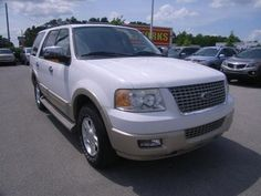 Ford Expedition, we had one of these gas guzzlers. It was great when the kids were younger