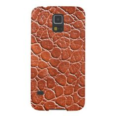 Leather Pattern Galaxy S5 Covers