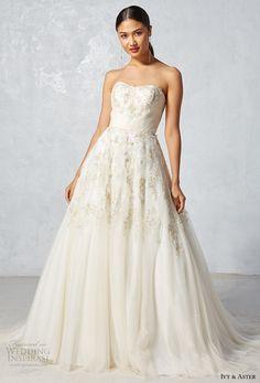 Ivy & Aster Fall 2017 Wedding Dresses | Wedding Inspirasi