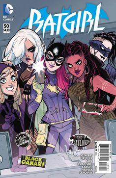 Preview: Batgirl #50
