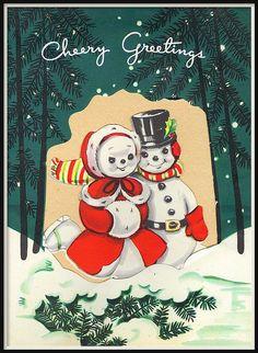 Cheery Greetings by contrarymary, via Flickr