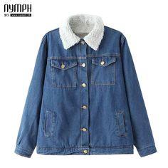 Denim Blue Long Sleeve Pockets Button Coat\US$21.50\Sleeve Length :Long SleeveColor :Denim BlueStyle :CasualMaterial :DenimNeckline :LapelSleeve-length:S:55 cm,M:56 cm,L:57 cmShoulder:S:42 cm,M:43 cm,L:44 cmWaist:S:92 cm,M:93 cm,L:94 cmBust:S:106 cm,M:109 cm,L:112 cmLength:S:58 cm,M:59 cm,L:60 cmSize Available: S, M, L