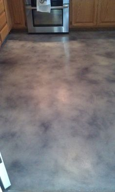 Diy Concrete Floors On Pinterest Cement Stained