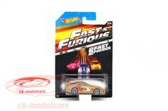 Hersteller: HotWheels Maßstab: 1:64 Fahrzeug: Toyota Supra Serie: Film 2 Fast 2 Furious 2003 Baujahr: 2003 Artikelnummer: CMJ22 EAN 887961115376
