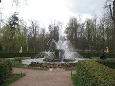 Peterhof summer palace