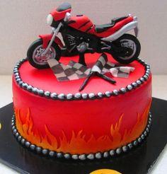 25 Best Photo of Motorcycle Birthday Cake Motorcycle Birthday Cake Bodacious Happy Birthday Son Cake Images Together With Dirt Bike Birthday Cakes For Men, Motorcycle Birthday Cakes, Dirt Bike Birthday, Motorcycle Cake, Happy Birthday Son, Themed Birthday Cakes, Birthday Cake Toppers, Motorcycle Design, Dirt Bike Kuchen
