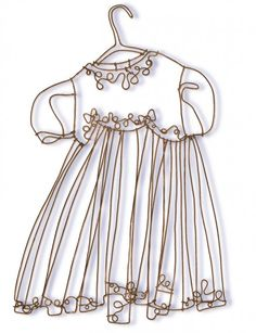 Wirework Dress ... Oh SoooOo pretty!