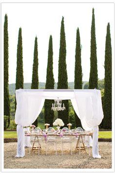 those cyprus trees mean Tuscany, Italia!