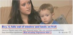 Un enfant de 4 ans tombe de la fenetre et retombe sur ses pieds avec son tee-shirt de superman - http://www.2tout2rien.fr/un-enfant-de-4-ans-tombe-de-la-fenetre-et-retombe-sur-ses-pieds-avec-son-tee-shirt-de-superman/