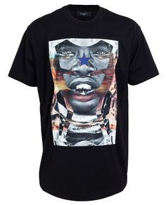 GIVENCHY | Racer Printed Cotton T-shirt