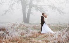 Decoration mariage hiver