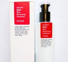 Malaysian Beauty Haul: [Review] COSRX Natural BHA Skin Returning Emulsion...
