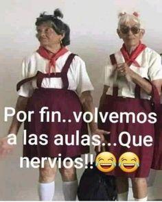 Funny Cartoon Quotes, Funny Baby Memes, Cartoon Jokes, Funny Video Memes, Wtf Funny, Funny Babies, Funny Jokes, Funny Spanish Jokes, Spanish Humor