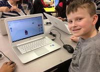 Learning With Lucie: Using TinkerCad with Students Under 13