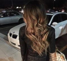 long hair, curls, waves, hairdo, hairstyle, azure louis vuitton speedy handbag, bmw