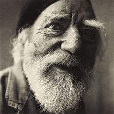 Augustus John, was a Welsh painter, draughtsman, and etcher. For a short time around 1910, he was an important exponent of Post-Impressionism in the United Kingdom.  (by Irving Penn)