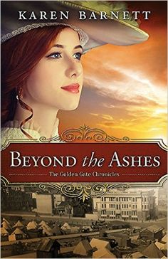 """With solid research, Karen Barnett brings 1906 San Francisco to life – the ruins, the refugees, the camps, and the rebuilding. Gerald and Ruby are characters you feel for, burdened by fears and failures – yet reaching for life and hope. This is a wonderful, romantic read with a fresh feel and top-notch writing."" ~Sarah Sundin"