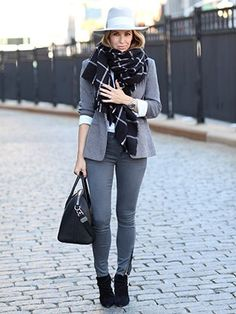 31 Perfect October Outfits: What to Wear Every Day in October : Lucky Magazine