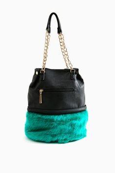 Sly Fox Bucket Bag