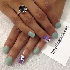 Hey, Nice Nails!: Archive