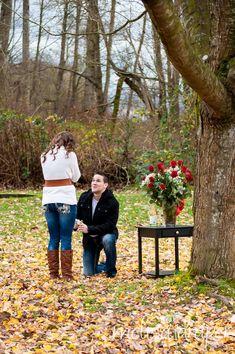 Proposal, surprise proposal, fall proposal, fall photos, hovander park, ferndale, wa, Bellingham wedding photography, bellingham wedding photographer