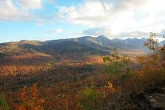 Taken by Juane-Attend Duval on a hike along the Three Brothers to Big Slide - the 27th highest mountain in New York State.