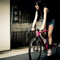 fixie   Shared from http://hikebike.net