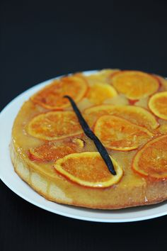 Orange Cake #cake #food #orange