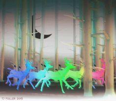 Who Killed Bambi? Bloody Good Art - Contemporary Art Blog - Part 5