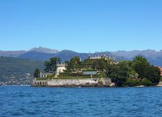 Lake Maggiore. Do not miss Stresa and the Borromeo Islands.