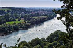 Die Donau bei Pleinting