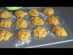 Scones de Cenoura [desde os 6 meses] | Carrot Scones