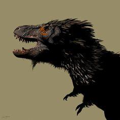 Tyrannosaur | Clay Rodery