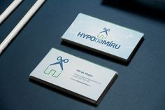 HYPOnaMÍRU's business cards
