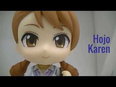 Nendoroid (ねんどろいど) IDOLM@STER CINDERELLA GIRLS @ Good Smile Company 15th...