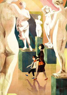 Illustrator Cornelia Li | ILLUSTRATION AGE