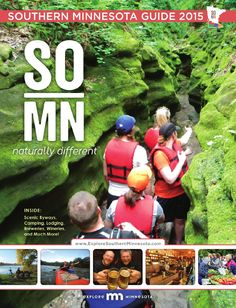 A visitors guide dedicated to promoting quality travel experiences throughout southern Minnesota, including historic attractions, heritage sites, performance arts, pageants and theaters, unique shopping experiences, recreational activities on the lakes and rivers, biking, hiking and camping – and year-round festivals and events