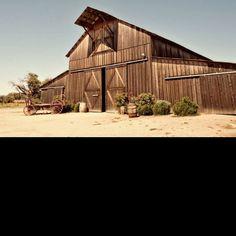 Beautiful rustic barn