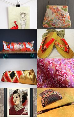 Geisha mood by NINA on Etsy--Pinned with TreasuryPin.com