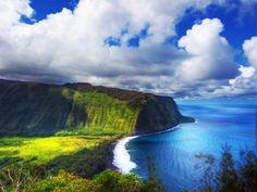 50 Bellas Imágenes De 50 Estados De Estados Unidos Hawaii Valle Wipio, Gran Isla