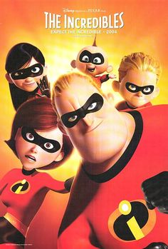 """2004's """"The Incredibles"""""""