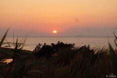 Lever du soleil à Saint Pierre la mer
