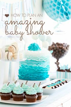 How To Plan An Amazing Baby Shower