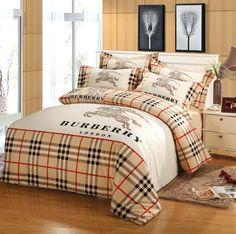 Marvelous Black And Gold Bedroom Design Gucci Bedding Set