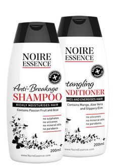 Noire Essence Shampoo & Conditioner Review - So Disappointed http://www.curlycurvy.com/products/noire-essence-shampoo-conditioner-review-so-disappointed/