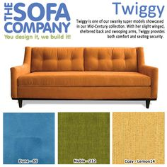 The Sofa Company   Charles Sofas / Couches   Custom Sofas, Custom  Sectionals, Custom Sofa Beds | Updated Home | Pinterest | The Ou0027jays, Sofa  Beds And ...