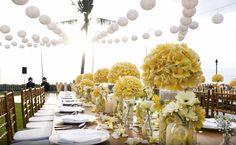 boda de verano ideas de decoración con estilo
