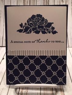 Floral Phrases by Stampin Up